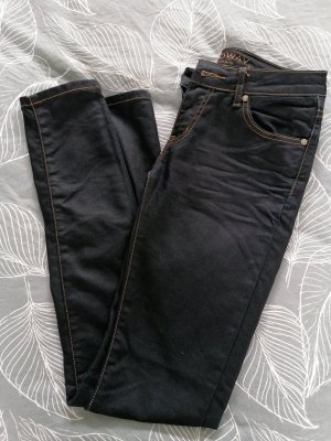 Broadway Jeans elasticizzati blu scuro