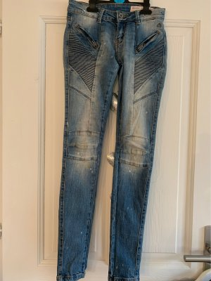 Circle of Trust Skinny Jeans blue