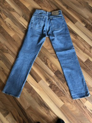 Calvin Klein Jeans Low Rise jeans staalblauw