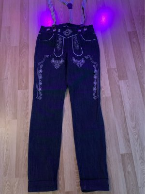 Arizona Stretch jeans donkerblauw