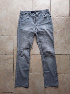 Escada Sport Jeansy z prostymi nogawkami szary