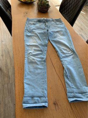 Cartoon Jeans boyfriend bleu acier