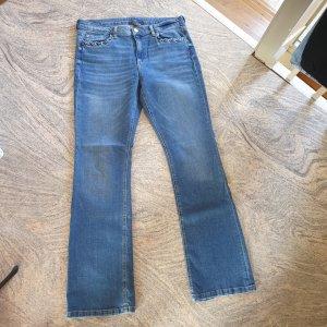 C&A Jeans svasati blu Cotone