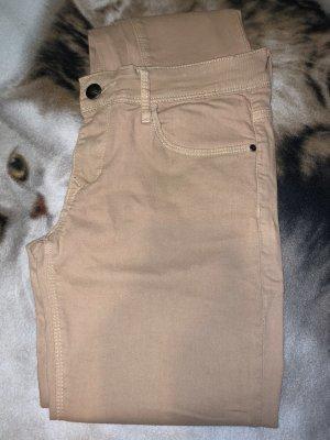 Tally Weijl Jeans vita bassa crema-color carne