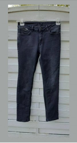 1.2.3 Paris 7/8 Length Jeans taupe-anthracite