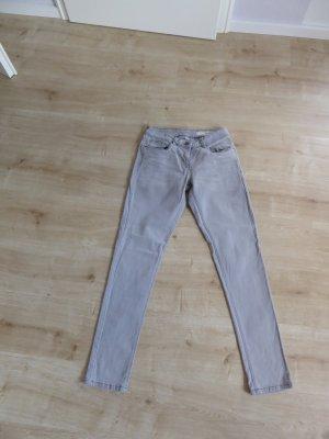 Blue Motion Stretch jeans grijs-donkergrijs Katoen