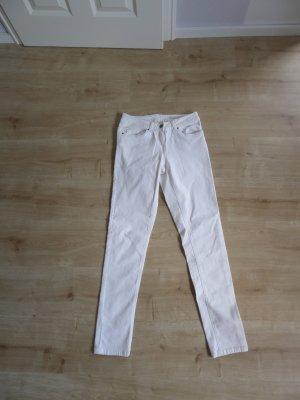 Blue Motion Jeans elasticizzati bianco Cotone