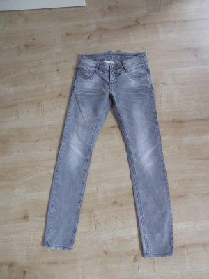 Timezone Jeans slim fit multicolore Cotone