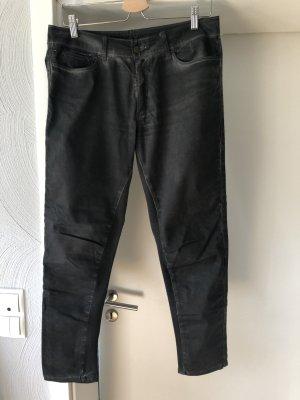 10 Days Jeans taille basse gris foncé-gris anthracite