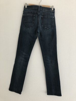 7 For All Mankind Skinny jeans blauw