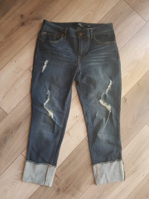 1822 denim Stretch jeans donkerblauw