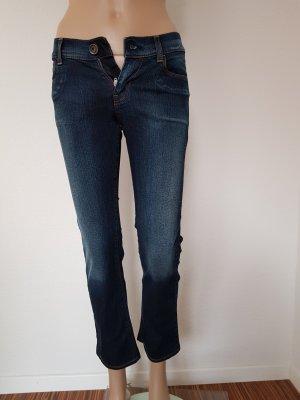 Miss Sixty Jeans vita bassa blu-blu scuro