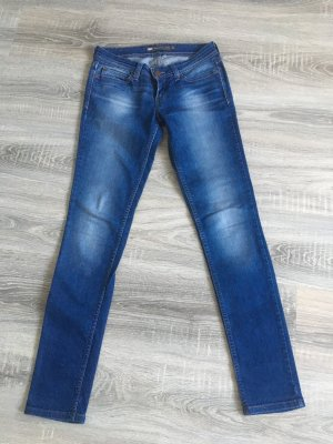Levi's Jeans slim bleu foncé-bleu