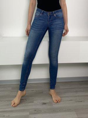 Vera Moda Jeans carotte multicolore coton