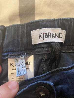 Kj Brand Stretch Jeans blue