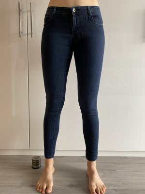 Toxik3 Carrot Jeans blue-dark blue cotton