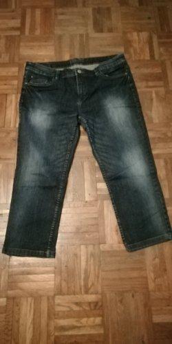 7/8 Length Jeans steel blue