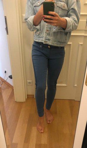 Hilfiger Collection Stretch Jeans blue-neon blue