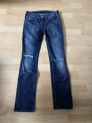 Hilfiger Jeans svasati blu