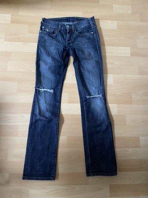 Hilfiger Boot Cut Jeans blue