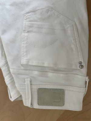 G-Star Skinny Jeans white