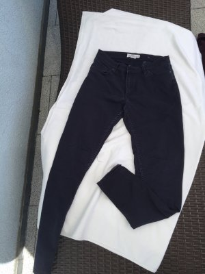 H&M L.O.G.G. Jeans stretch bleu foncé