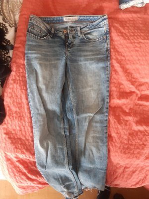 Zara Jeans skinny bleu