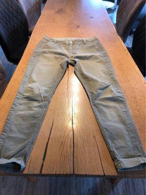 Blue Fire Boyfriend jeans khaki