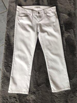 Esprit Jeansy 3/4 biały