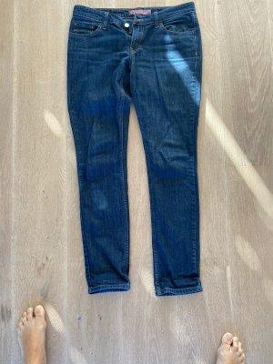 Levi's Jeans 3/4 bleu