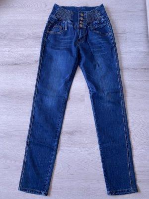 Baggy Jeans dark blue