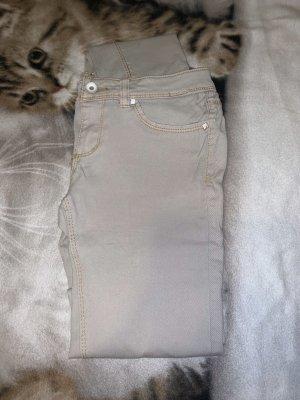 Tally Weijl Jeans vita bassa grigio chiaro
