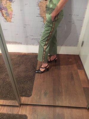 Zara Jeansy 3/4 khaki