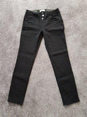Cecil Stretch jeans zwart