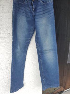 Esmara Jeansy z prostymi nogawkami niebieski