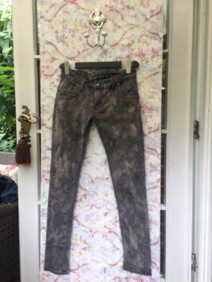 Sublevel Pantalón de cinco bolsillos gris claro-gris