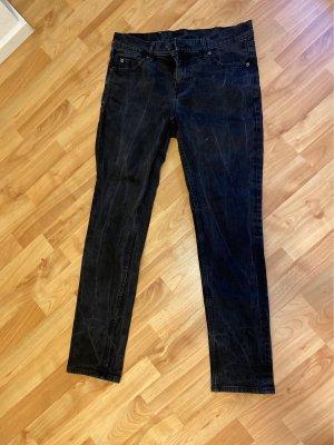 Cheap Monday Boyfriend Jeans black