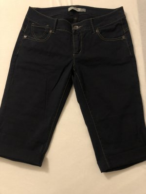 17&co 7/8-jeans donkerblauw