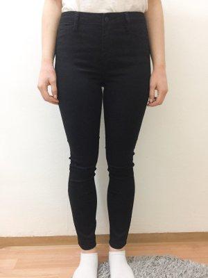 Vero Moda Hoge taille jeans zwart