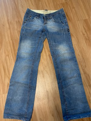 Colors of the world Stretch Jeans steel blue