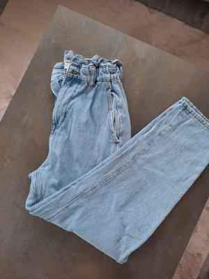 Zara Baggy Jeans azure