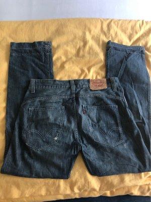 Levi's Jeans slim gris ardoise-bleu acier