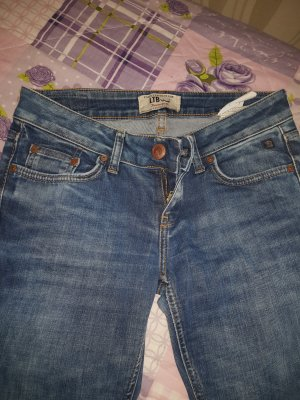LTB High Waist Jeans steel blue