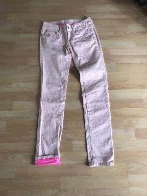 Tom Tailor Denim Tube Jeans rose-gold-coloured