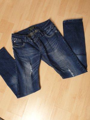 Blind Date Jeans slim multicolore
