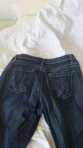 Jeans - 7/8 lang mit Aufschlag