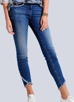 Jeans 7/8 Slim fit form
