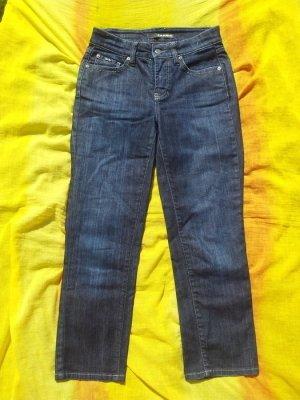 Cambio Jeansy z prostymi nogawkami niebieski-ciemnoniebieski