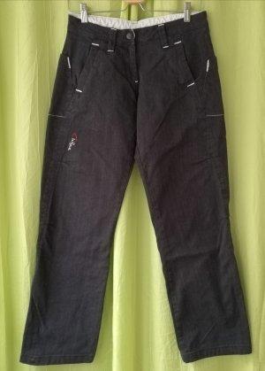 Chillaz Boyfriend jeans zwart