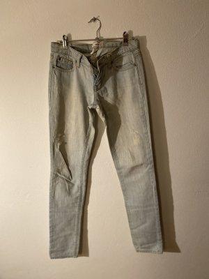 BDG Jeans met rechte pijpen lichtblauw